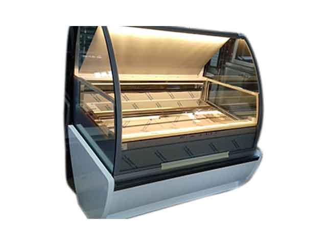 Bravo vitrina za sladoled
