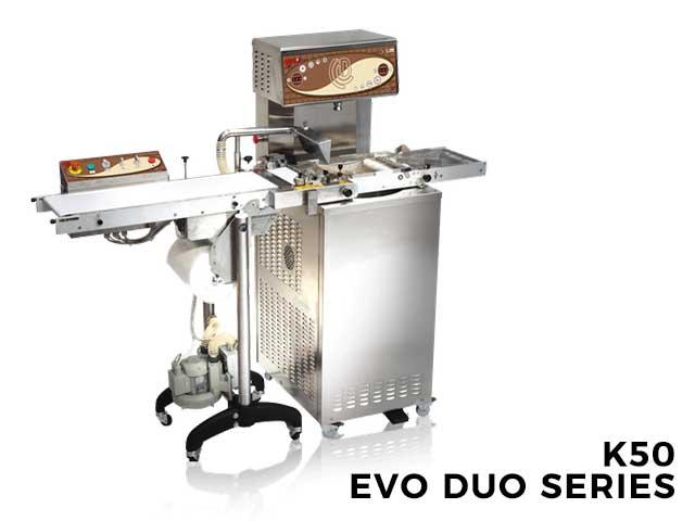 BRAVO K50 EVO DUO SERIES