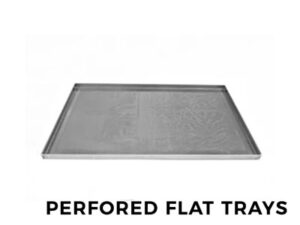 ITALBAKERY PERFORED FLAT TRAYS