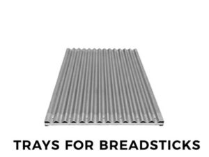 ITALBAKERY TRAYS FOR BREADSTICKS